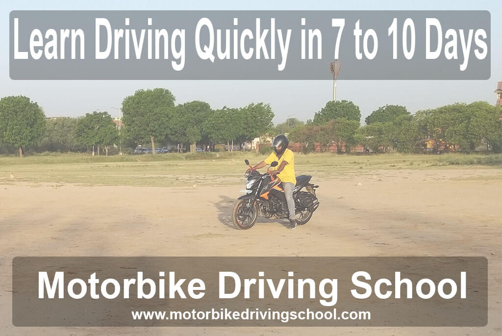Learn Motorbike Quickly