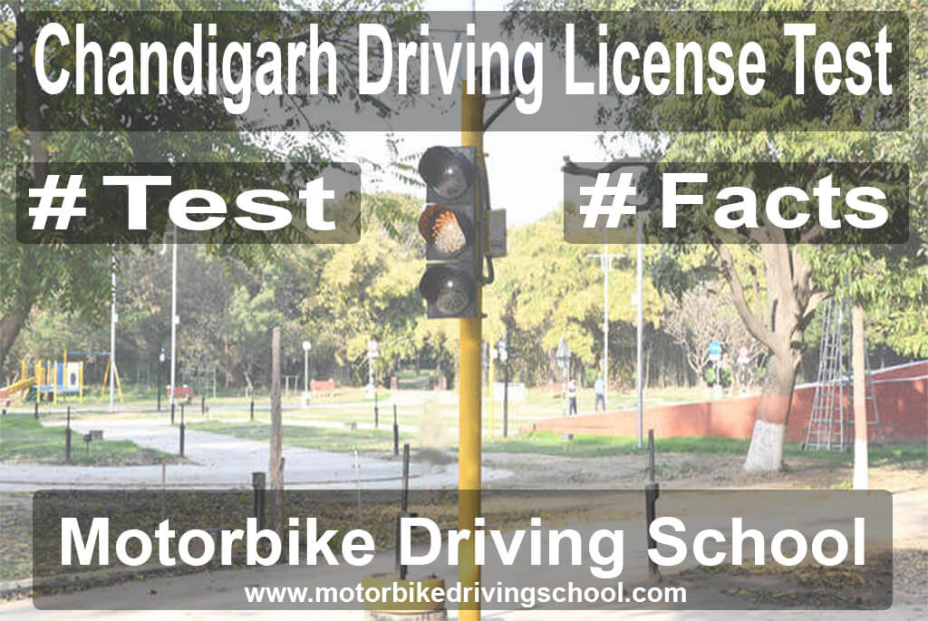 chandigarh driving license test
