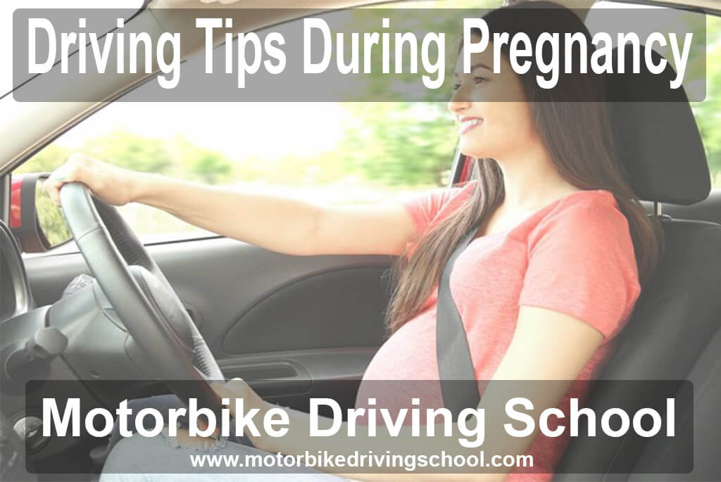 driving tips during pregnancy