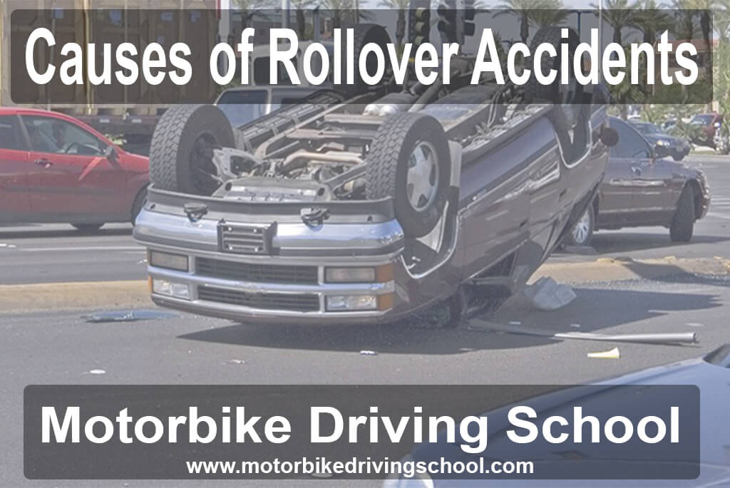 causes of rollover accidents