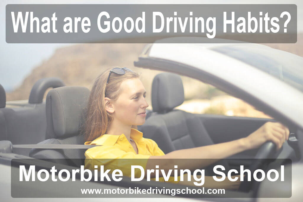 good driving habits