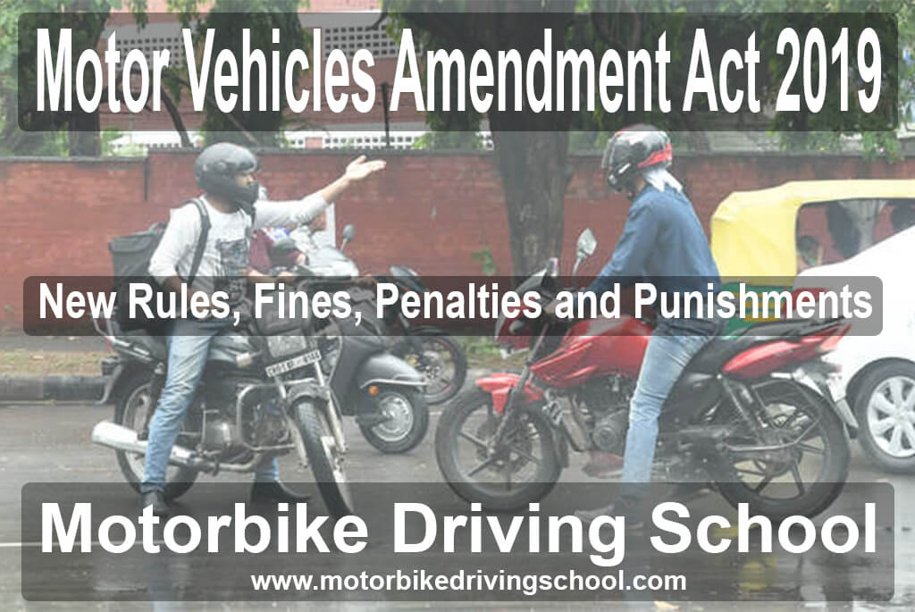 motor vehicles amendment act 2019