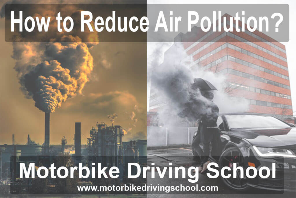 how to reduce air pollution