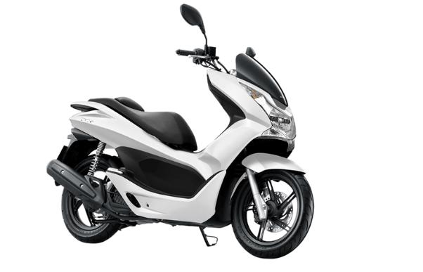 Honda PCX for rent Mui Ne