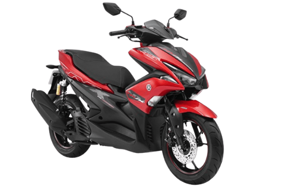 Yamaha NVX for rent Mui Ne