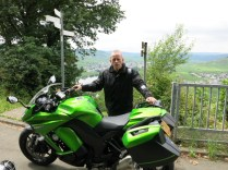Z1000 at the Mosel