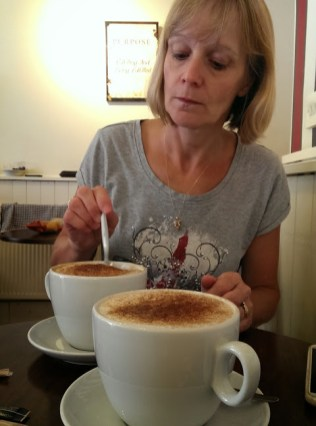 Coffee in New Mills