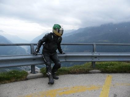 On the Gothard Pass