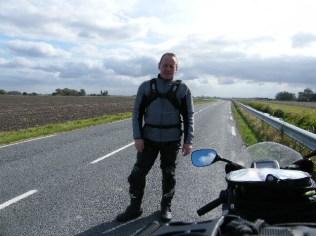 Last decent road