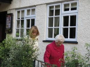 Pat & Mum