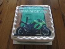 Z1000 cake