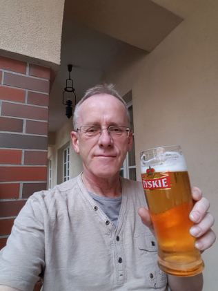 welcome beer