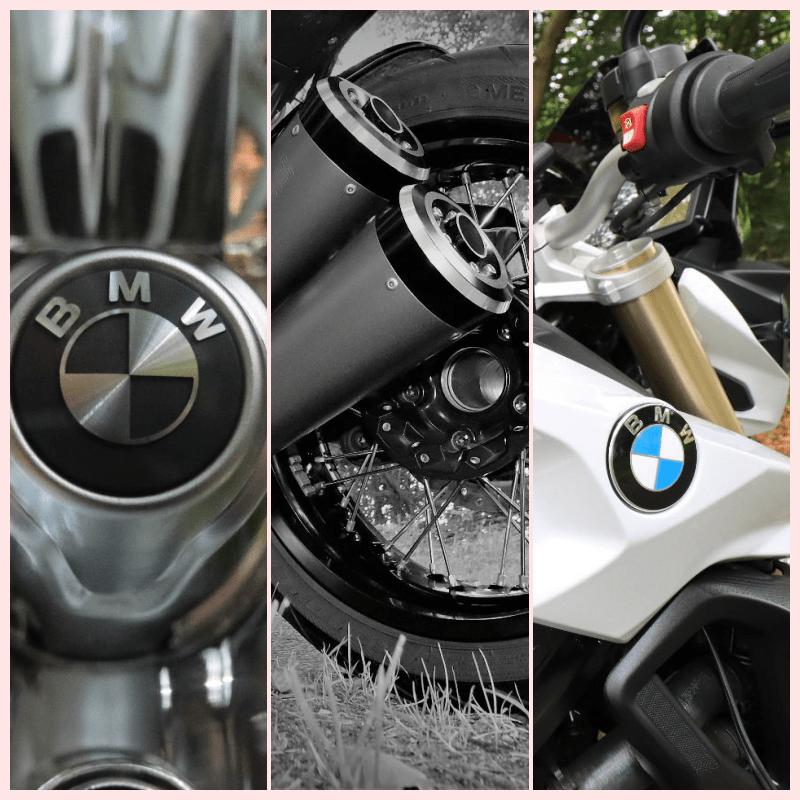 BMW days …