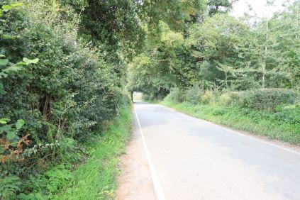 Cheshire back roads