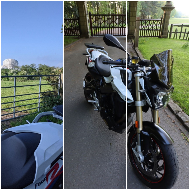 Back on two wheels and a return to something like normal – part one