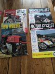 Motorbike magazines