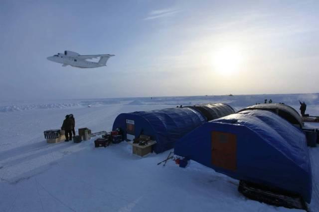 Мотоэкспедиция «Маршрут построен: Северный полюс 2022»/ 1 апреля