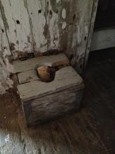 gaol toilet