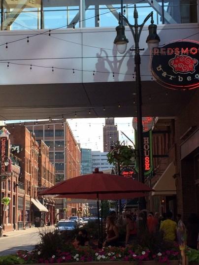 Greektown--Monroe St