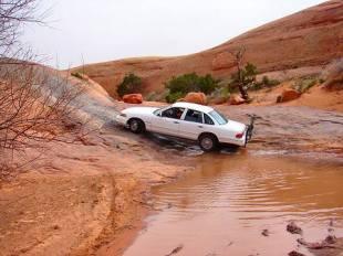 2007 Crown Victoia Fins'n'Things Moab