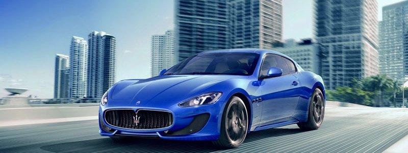 Geneva Premiere For 2013 New Maserati GranTurismo Sport