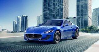 2013-Maserati-GranTurismo-Sport-Geneva-Auto-Show-Front