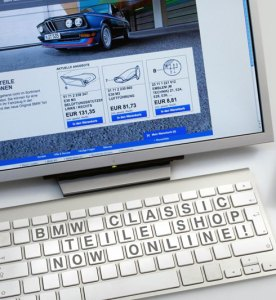 BWM Launches New Online Shop for Classic Parts