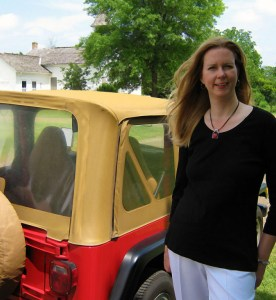 "Donna Lee Holman's ""This Old Jeep"""
