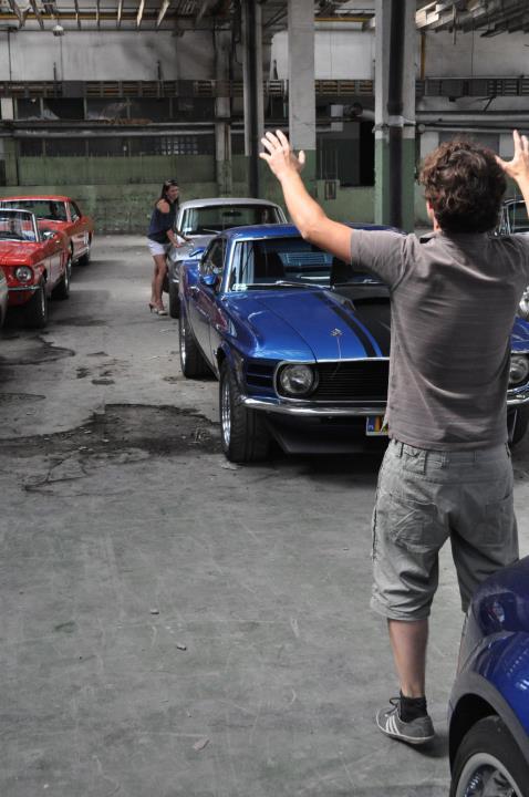 Mustang Klub Polska The Race Video 2011