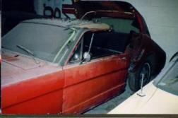1966 Ford Mustang Limo Project Cut