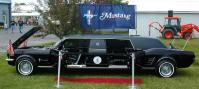 1966 Ford Mustang Limo Volvo Museum