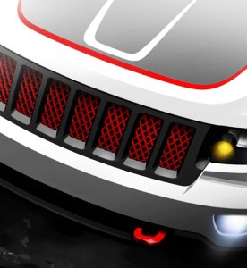 Mopar Jeep Grand Cherokee Trailhawk Concept Heads to Moab