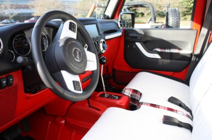 2012 Mopar Jeep JC-12 Concept Photo Gallery Interior- MotorCity