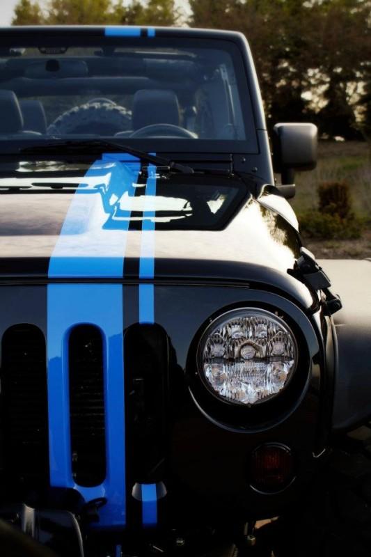 2012 Mopar Jeep Apache Concept With Factory Hemi
