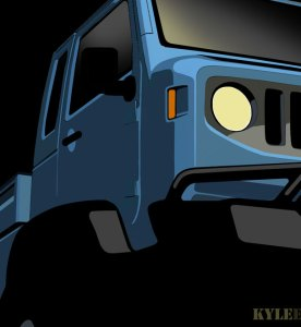 Mopar Teases Jeep Concepts Ahead of Easter Jeep Safari