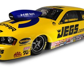Jeg Coughlin Jr Heads to MOPAR, Plans to Race Dodge Avenger