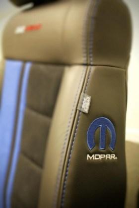 Mopar Jeep Wrangler Apache Concept Seats 2012
