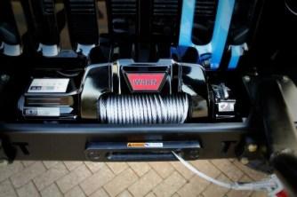 Mopar Jeep Wrangler Apache Concept Warn 9.5 ti Winch
