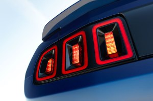 2013 Ford Mustang Sequential Tail Lights Six Motor City