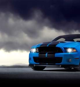 2013 Shelby GT500 Kicks A$$ and Takes Names With 650 HP & 200 MPH Top Speed