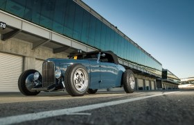 Tom Gloy's '32 Ford Roadster Wins Hot Rod Of The Year Blue