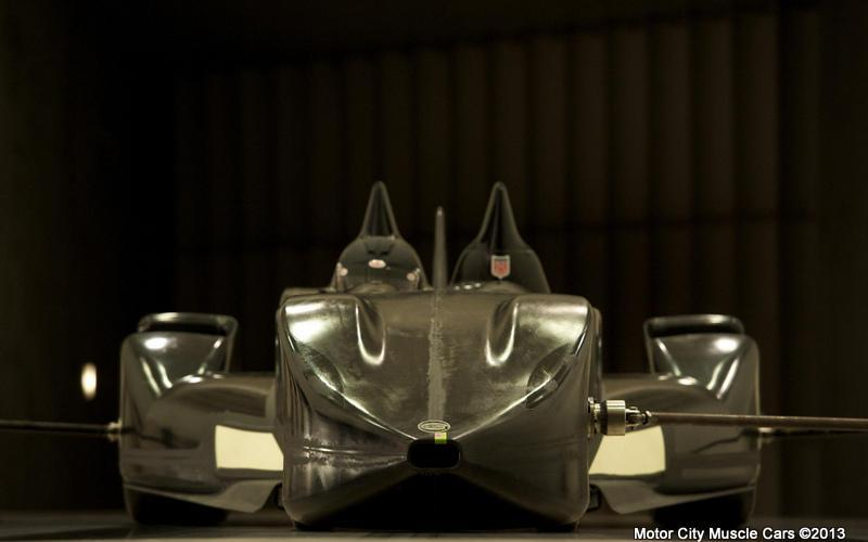 Nissan deltaWing History Motor City