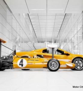 McLaren Celebrates 50 Years