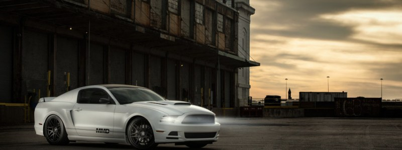 AmericanMuscle Gives Away 2014 Ford Mustang GT MMD Project Car