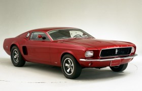 1966 Ford Mustang Mach 1 Concept Car