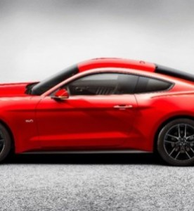 2015 Mustang GT 5.0L puts out 435 hp
