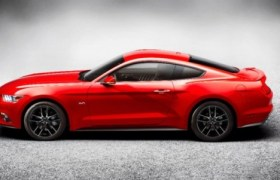 2015 Mustang GT 435 hp horsepower 400 ft lb torque