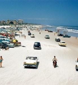 Cool Old Racing Film – 1957 Daytona Beach Measured Mile