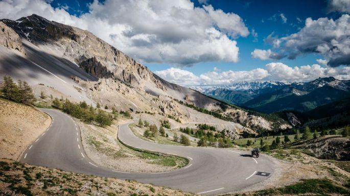 La Route des Grandes Alpes - Col de l'Izoard