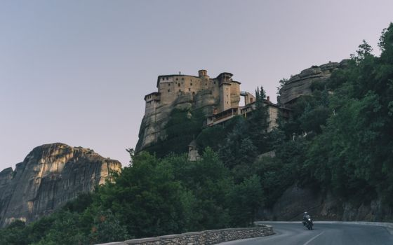 Ride to Meteora & Zagori